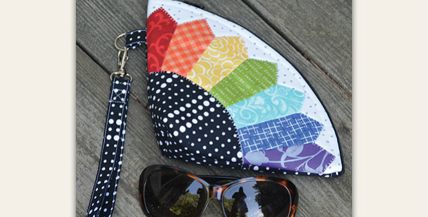 Petal Pouch Sewing Pattern