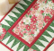 Prickles Quilted Table Mat Pattern