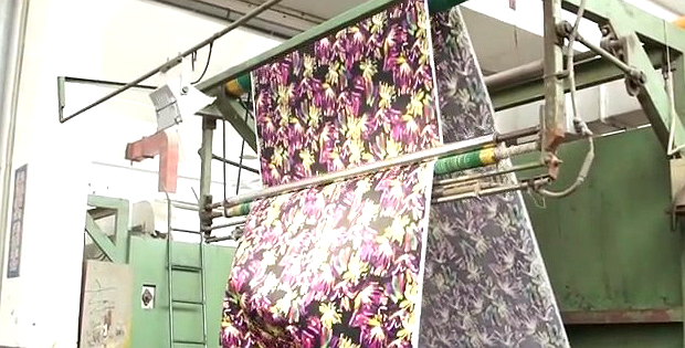 How Fabric Prints are Produced