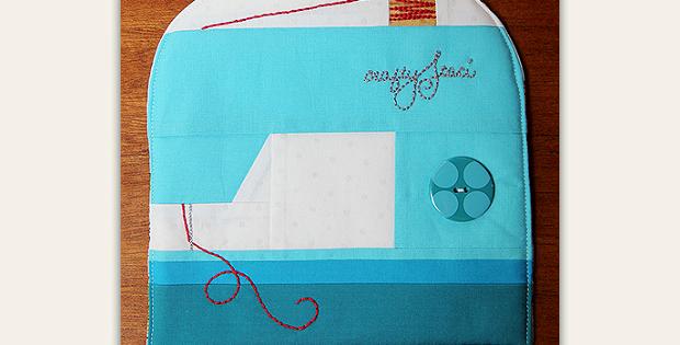 Sewing Machine Hot Pad Pattern