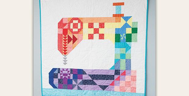 Stitch Happens Quilt Pattern