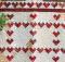 Valentine 9 Patch Quilt Tutorial