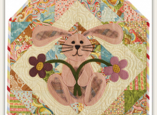Somebunny's Blooms Quilt Pattern