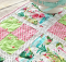 Tickled Pink Table Runner