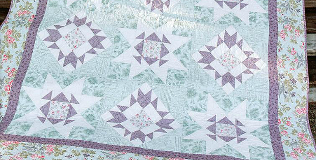 Candlelight Quilt Pattern