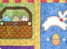 Easter Mini Quilt Pattern