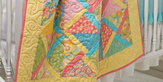 Twist and Turn Quilt Pattern
