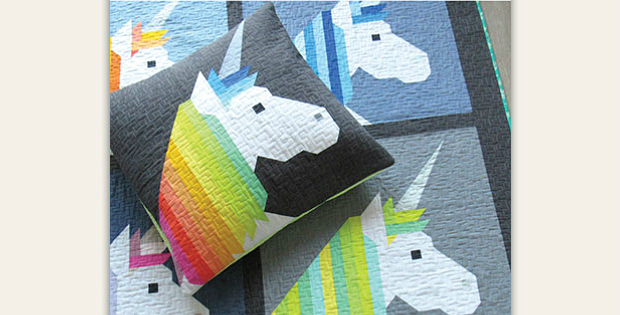 Make A Whimsical Unicorn For Someone Special Quilting Digest