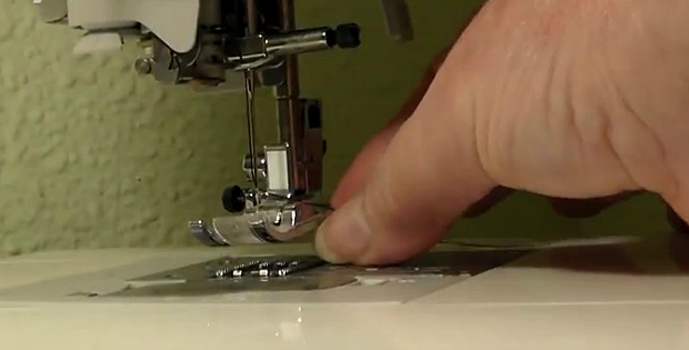 The Correct Way to Remove Thread from Your Machine