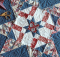 Charm-ing Army Star Medallion Quilt Tutorial