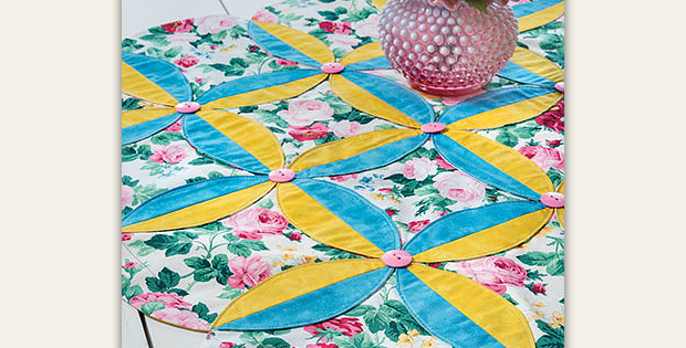 Easy Cathedral Topper Pattern