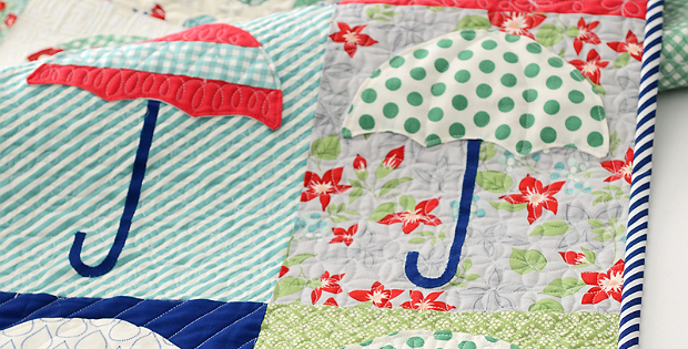 Raincheck Quilt Pattern