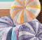 Round Floor Pillow Pattern