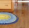 Jelly-Roll Rug Pattern