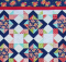 Diamond Dance Quilt Pattern