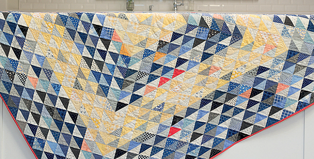 Indian Blanket Quilt Pattern