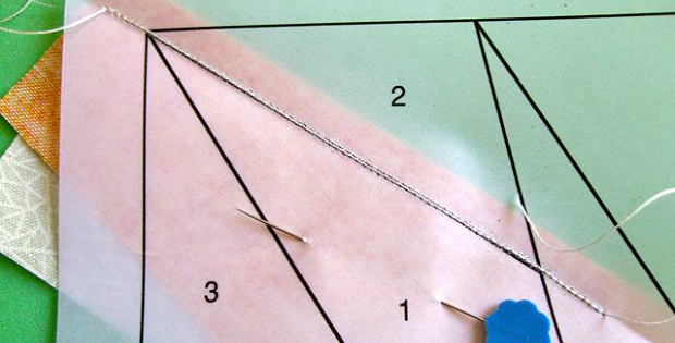 Master Paper Piecing with These Tips