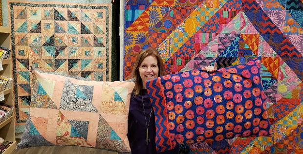 Make Pillowcases to Match Any Quilt