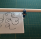 Practice Free Motion Quilting with This DIY Device