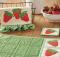 Strawberry Pickin' Kitchen Set Pattern