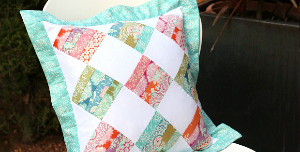 Allsorts Pillow Pattern