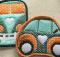 Love Bugs Hot Pads Pattern