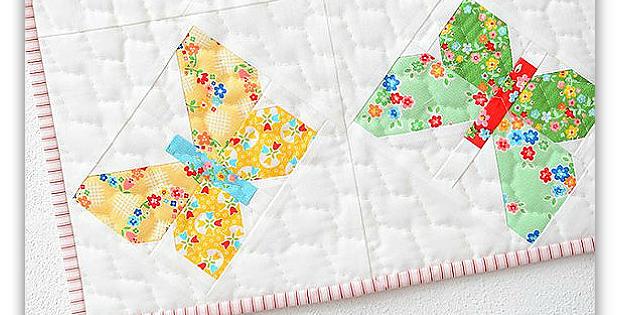 Butterfly Dance Quilt Patterns
