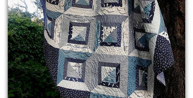 Portals Quilt Pattern