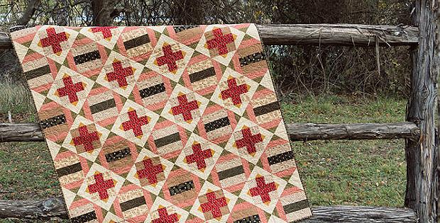 Walnut Creek Quilt Pattern