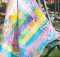 First Steps Baby Quilt Pattern