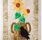 Little Brown Jug Wall Hanging Pattern