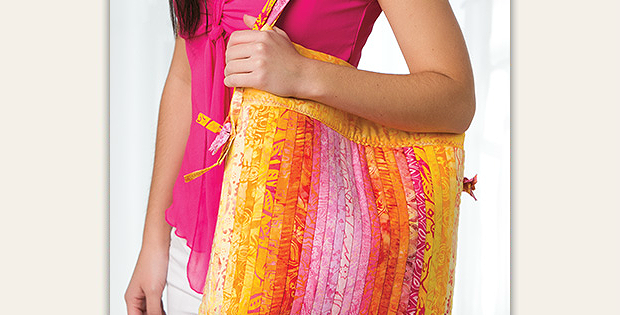 New Narrows Tote Pattern