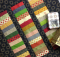 Old Money Mini Quilt Pattern