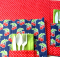 Roll-up Picnic Placemats and Cloth Napkins Tutorial