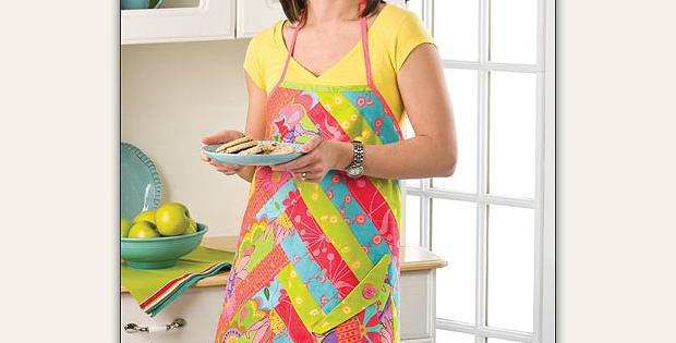 Fun-to-Cook Apron Pattern
