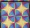 Radiant Rainbows Quilt Pattern
