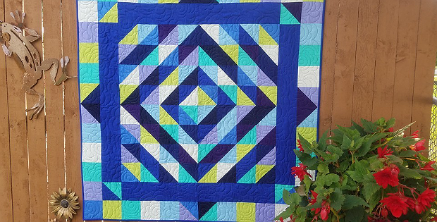 Thicketty Mountain Quilt Pattern