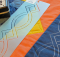 How to Use Stencils for Quilt Designs