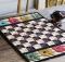 Button Checkerboard Quilt Pattern