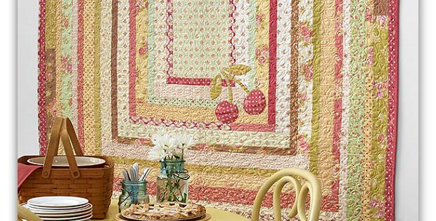 Cherry Delight Quilt Pattern