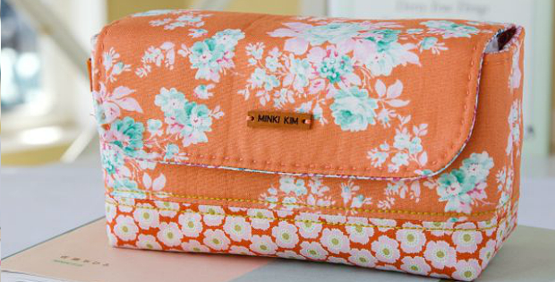 Stationery Pouch Tutorial