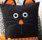 Black Cat Pillow Pattern