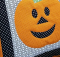 Happy Pumpkin Pillow Pattern