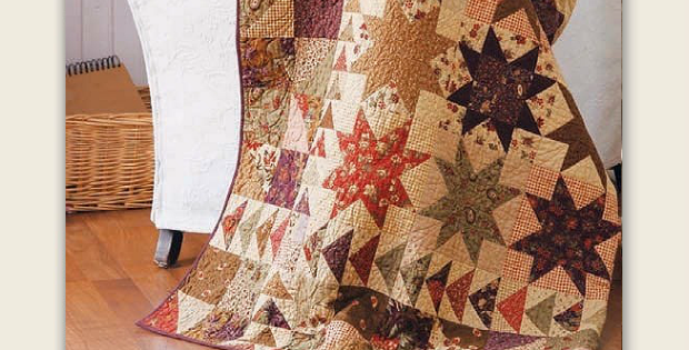 Opening Day Quilt Pattern