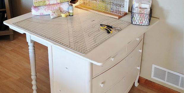 DIY Cutting Table