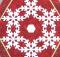Snow Dreams Tree Skirt Pattern