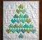 Christmas Hearts Mini Quilt Pattern
