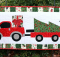 Christmas Is Coming Table Runner Pattern