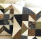 Cottage Star Pillows Pattern