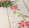 Holiday Florals Table Runner